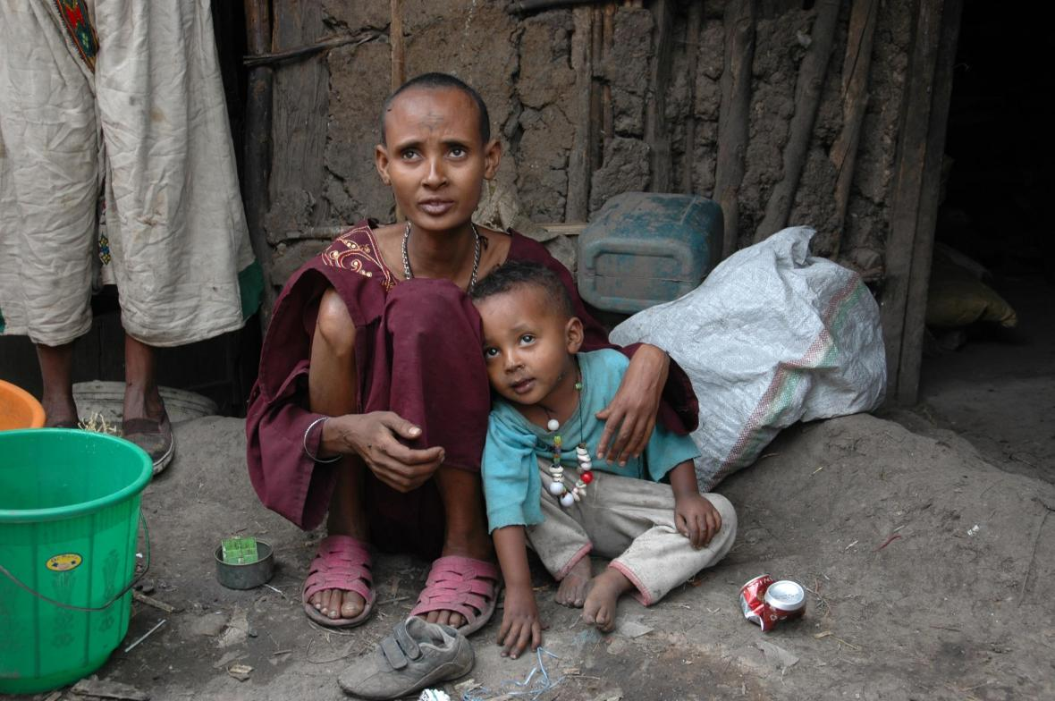Poverty in Ethiopia