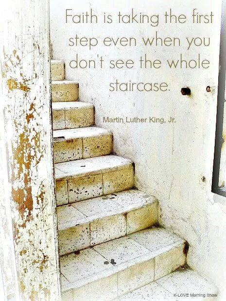 faith stairway